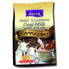Cappuccino Susu Kambing